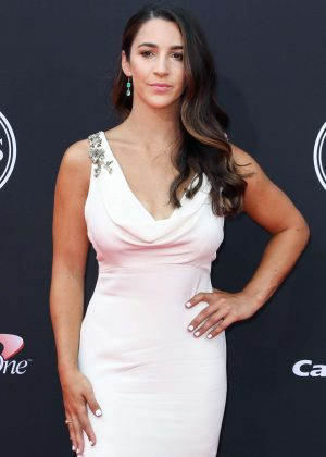 Aly Raisman - 2018 ESPY Awards in Los Angeles