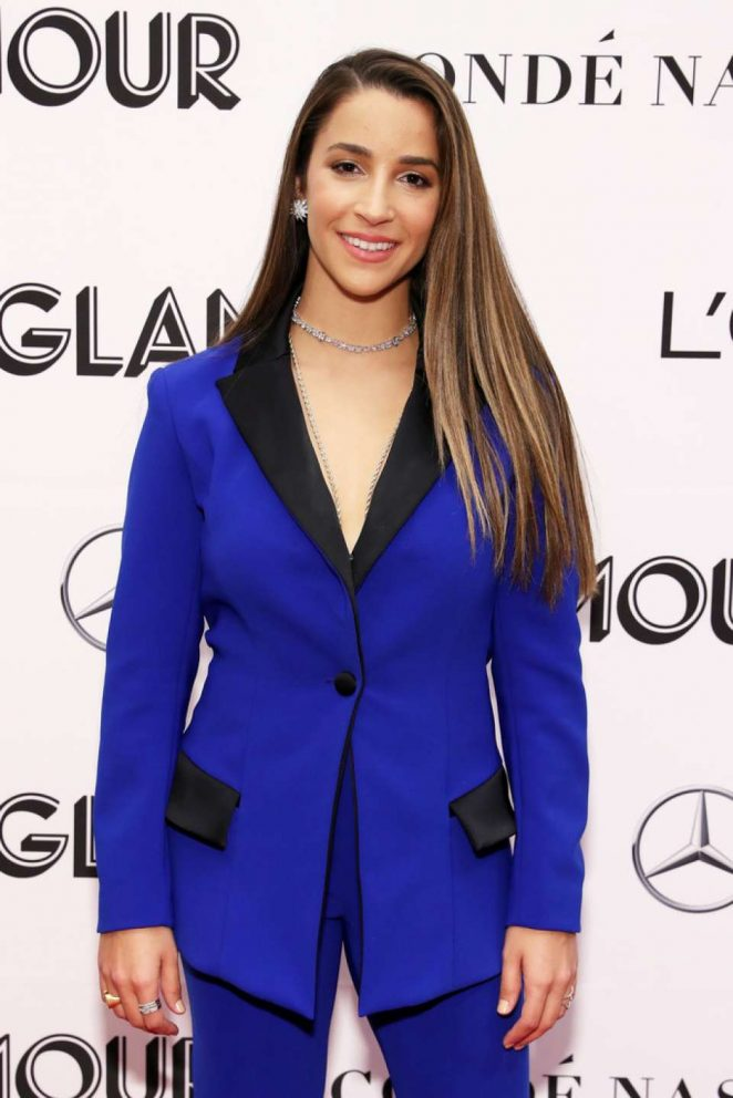 Aly Raisman – 2018 Glamour Women of the Year Awards in NYC