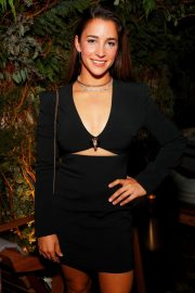 Aly Raisman - Bloomingdales Celebrates David Koma's 10th Anniversary in New York City