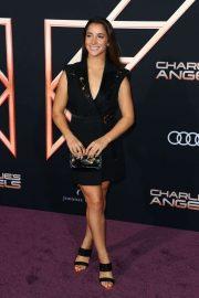 Aly Raisman - 'Charlie's Angels' Premiere in Westwood