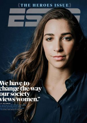 Aly Raisman - ESPN The Magazine (July 2018)