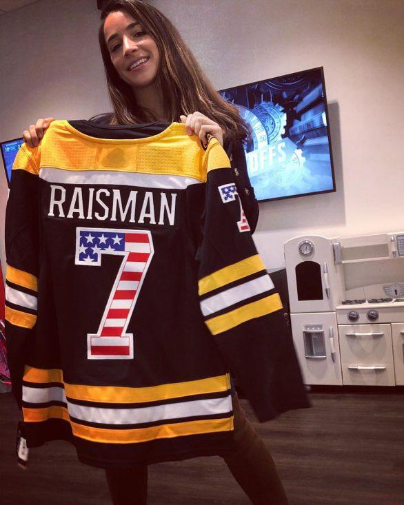 Aly Raisman 2019 : Aly Raisman – Personal pics-01