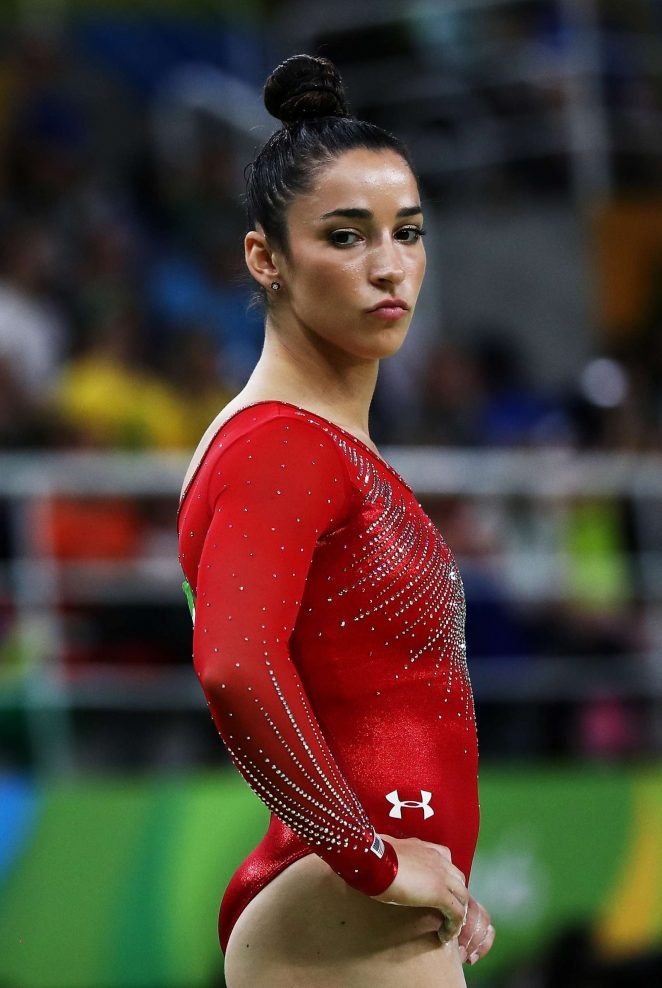 Aly Raisman: Rio 2016 Olympics Games: Individual All-Around Finals-20