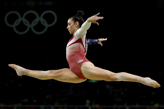 Aly Raisman - Rio 2016 Olympics Games: Team Finals