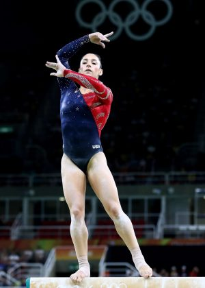 Aly Raisman - Rio 2016 Olympics Games: Team Qualifications