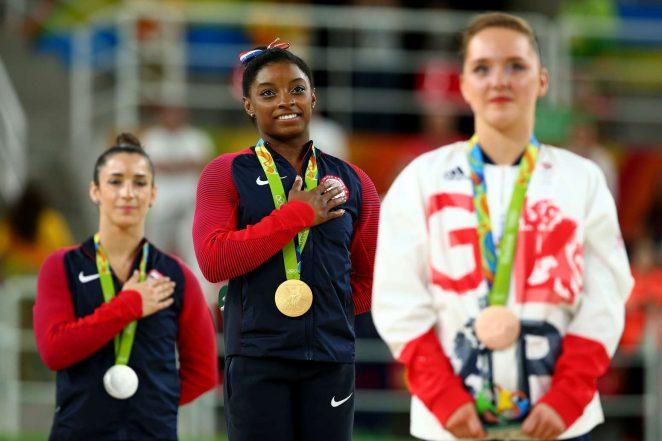 Aly Raisman: Rio 2016 Olympics Games: Womens Floor Finals in Rio de Janeiro 2016-01