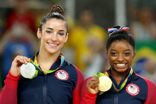 Aly Raisman: Rio 2016 Olympics Games: Womens Floor Finals in Rio de Janeiro 2016-02