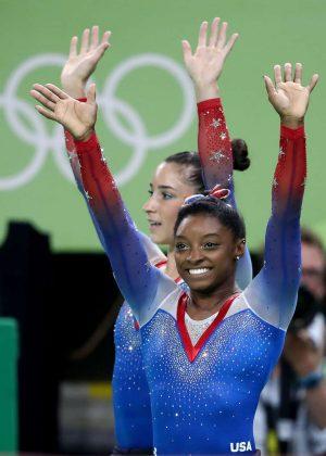Aly Raisman Rio 2016 Olympics Games Womens Floor Finals