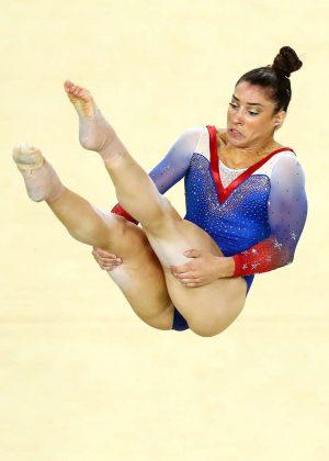 Aly Raisman - Rio 2016 Olympics Games: Womens Floor Finals in Rio de Janeiro 2016