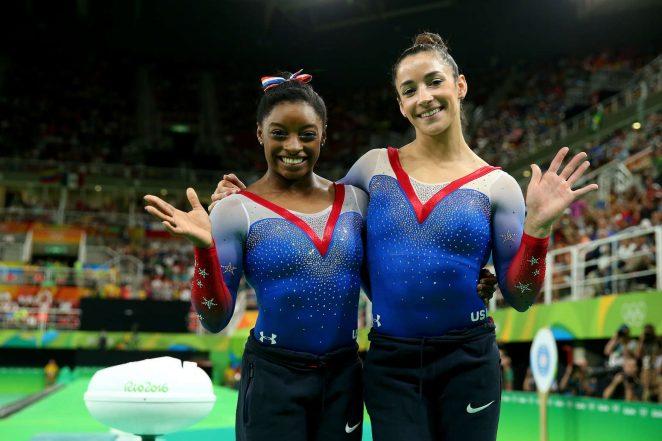 Aly Raisman: Rio 2016 Olympics Games: Womens Floor Finals in Rio de Janeiro 2016-10