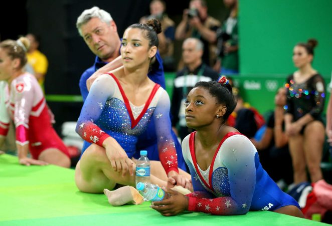 Aly Raisman: Rio 2016 Olympics Games: Womens Floor Finals in Rio de Janeiro 2016-13