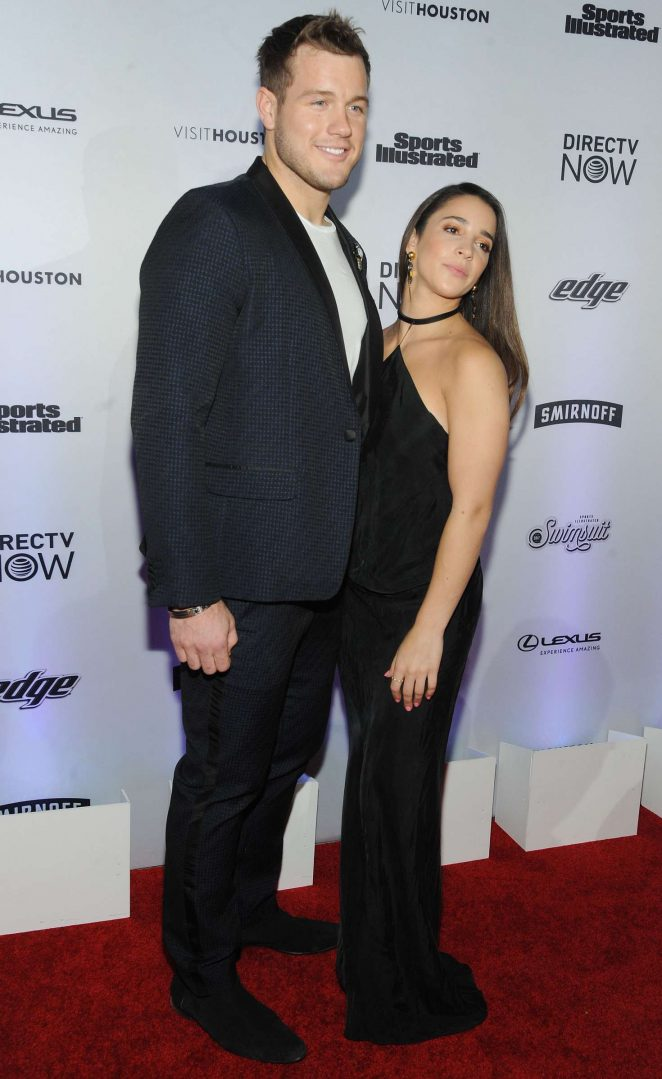Aly Raisman: Sports Illustrated Swimsuit Edition Launch Event -01