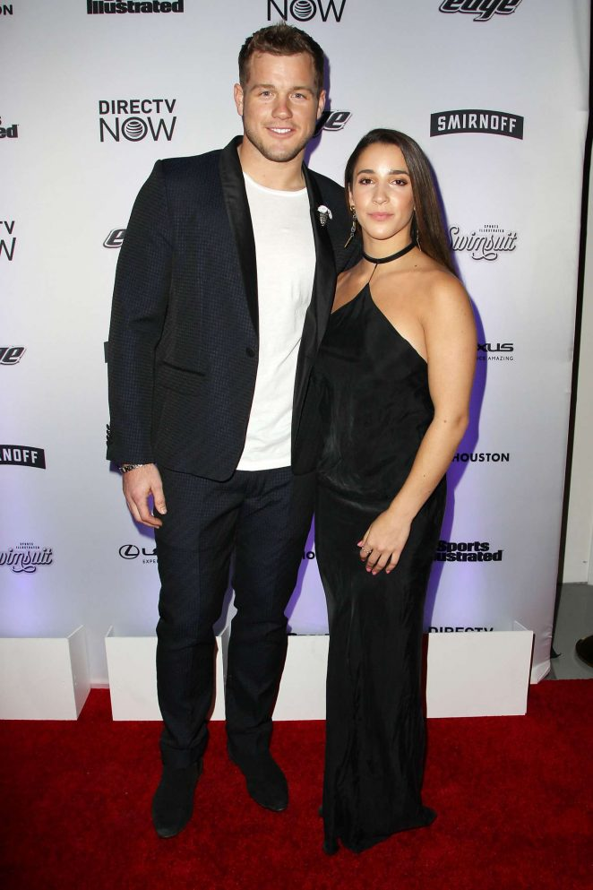 Aly Raisman: Sports Illustrated Swimsuit Edition Launch Event -13