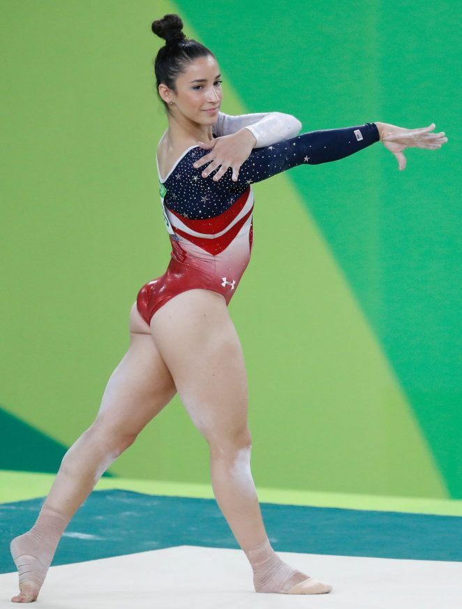 Aly Raisman - USA Leotard 2016 Rio Olympics