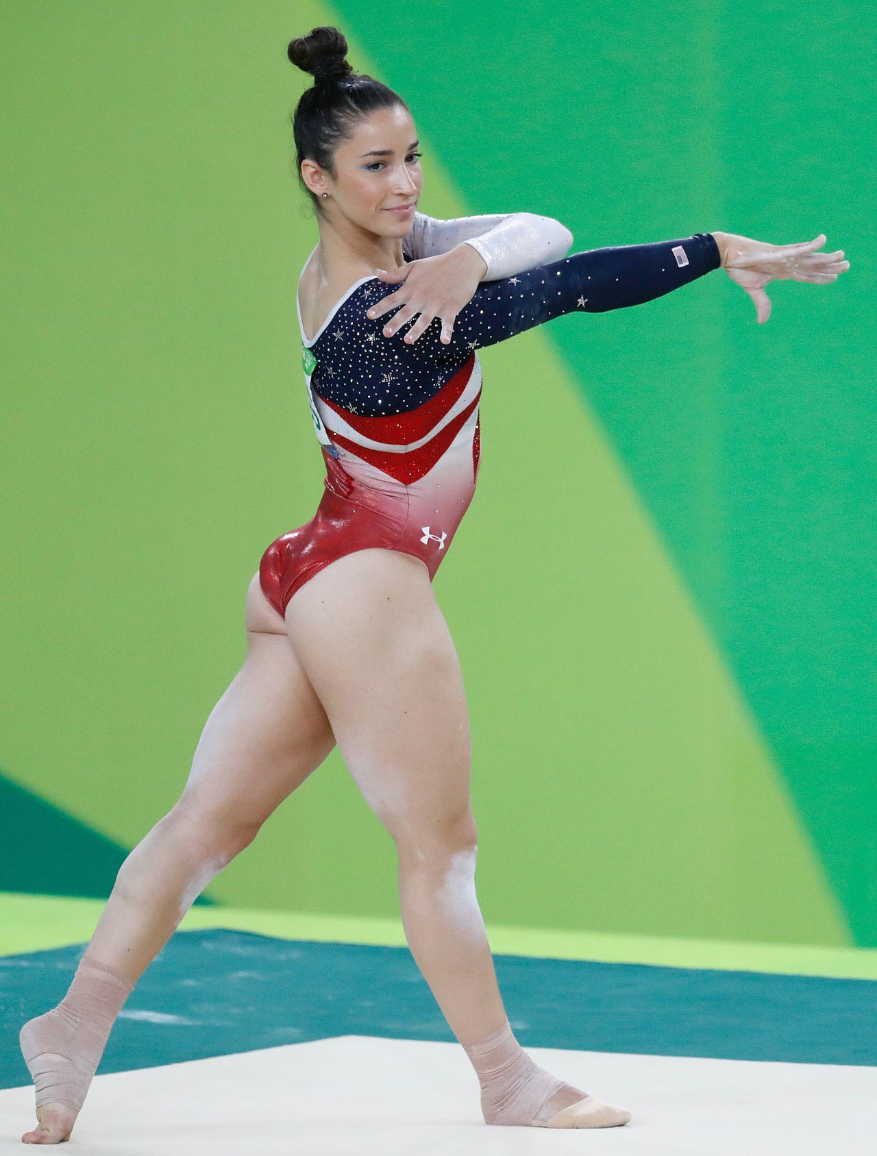 Aly Raisman - USA Leotard 2016 Rio Olympics