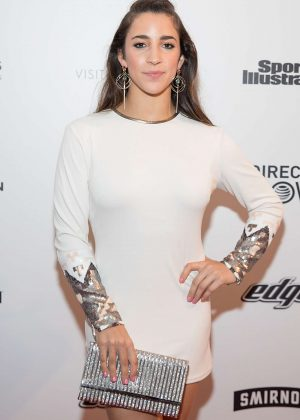 Aly Raisman - VIBES By Sports Illustrated Swimsuit 2017 Launch Festival Day 2 in Houston