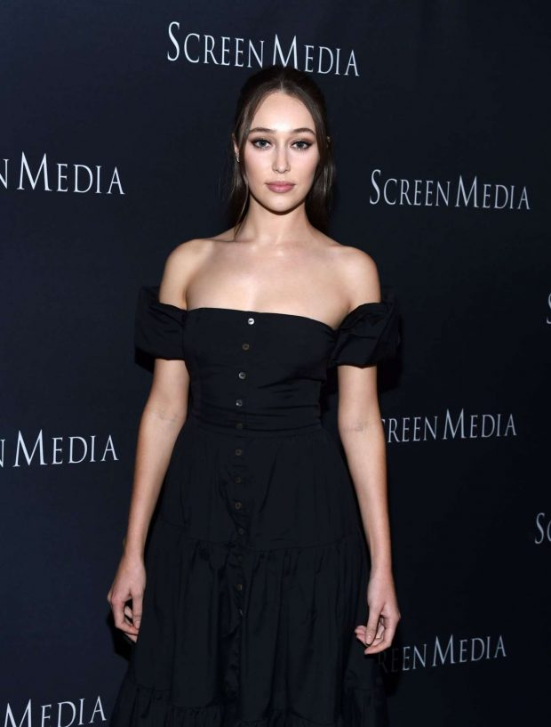 Alycia Debnam-Carey - 'A Violent Seperation' Special Screening in Santa Monica