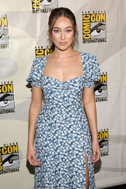 Alycia Debnam-Carey - AMC's Deadquarters at Comic Con San Diego 2019
