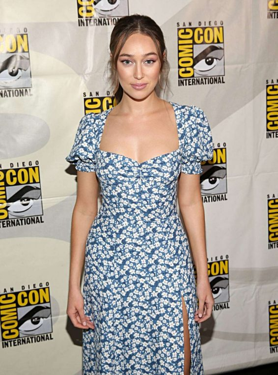 Alycia Debnam-Carey - AMC's Deadquarters at Comic Con San Diego 2019