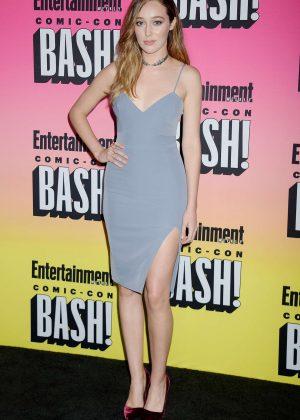 Alycia Debnam Carey - Entertainment Weekly Annual Comic-Con Party 2016 in San Diego