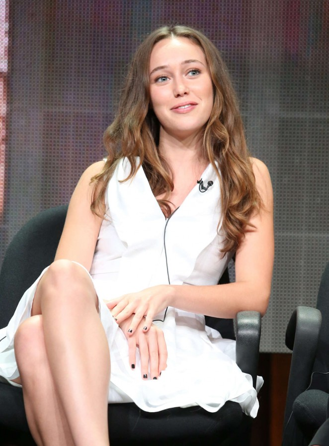Alycia Debnam Carey - 'Fear The Walking Dead' at 2015 Summer TCA Tour in Beverly Hills