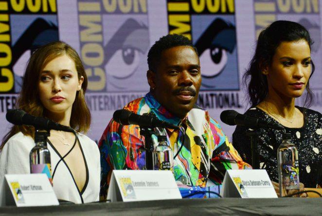 Alycia Debnam-Carey - 'Fear The Walking Dead' Panel at 2018 Comic-Con in San Diego
