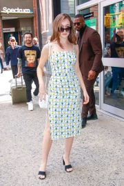 Alycia Debnam-Carey - Out in New York City