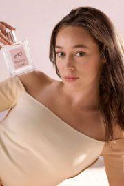 Alycia Debnam-Carey - Philosophy's 'Amazing Grace' Perfume 2019