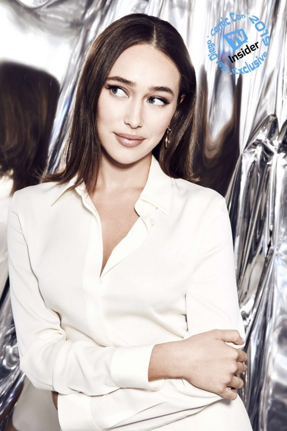 Alycia Debnam-Carey - TV Insider Comic Con Portrait (July 2019)