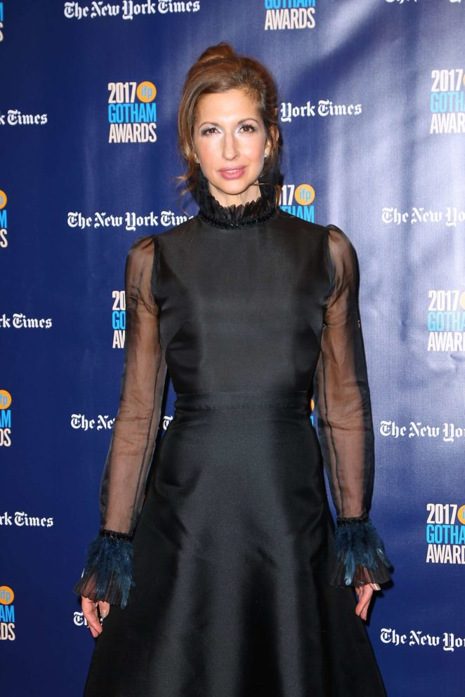 Alysia Reiner - 2017 Gotham Independent Film Awards in NYC