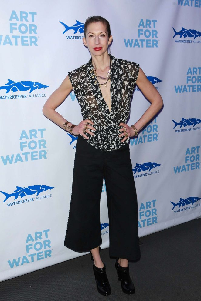 Alysia Reiner: Art For Water benefitting Waterkeeper Alliance Charity -02