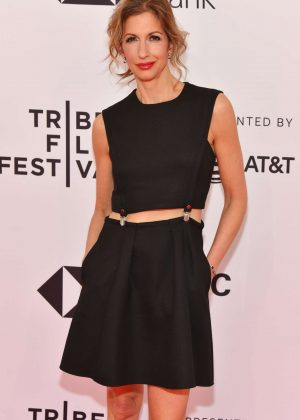 Alysia Reiner - 'Egg' Premiere at 2018 Tribeca Film Festival in New York