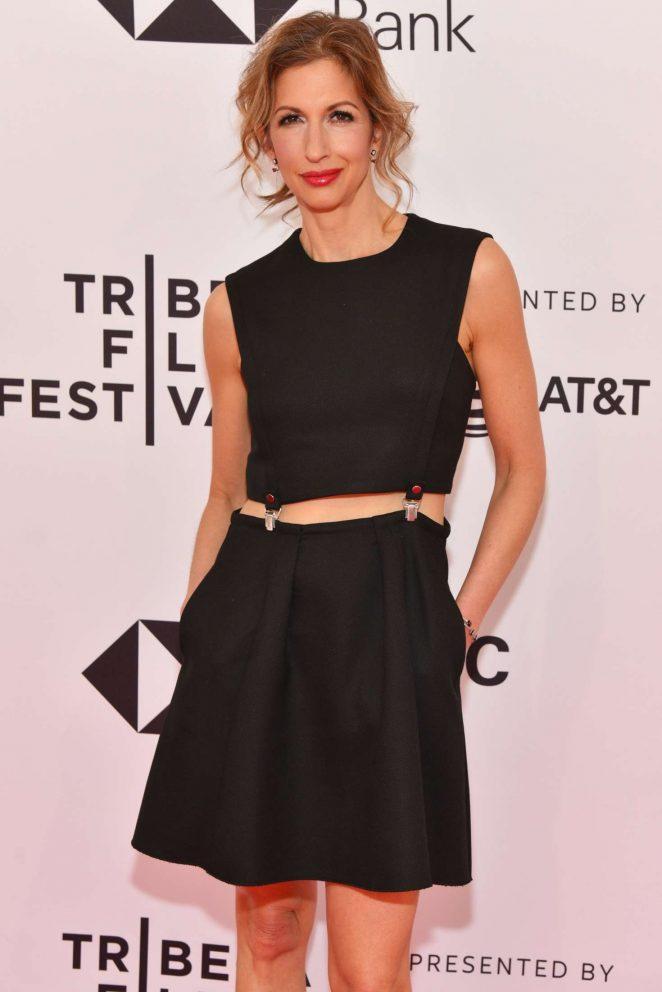 Alysia Reiner - 'Egg' Premiere at 2018 Tribeca Film Festival in New York