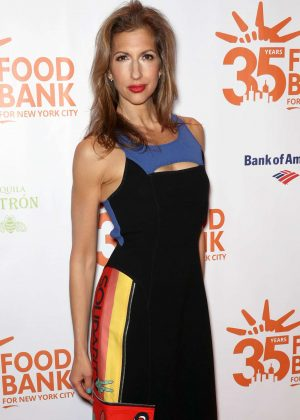 Alysia Reiner - Food Bank for New York City Can Do Awards Dinner in NY