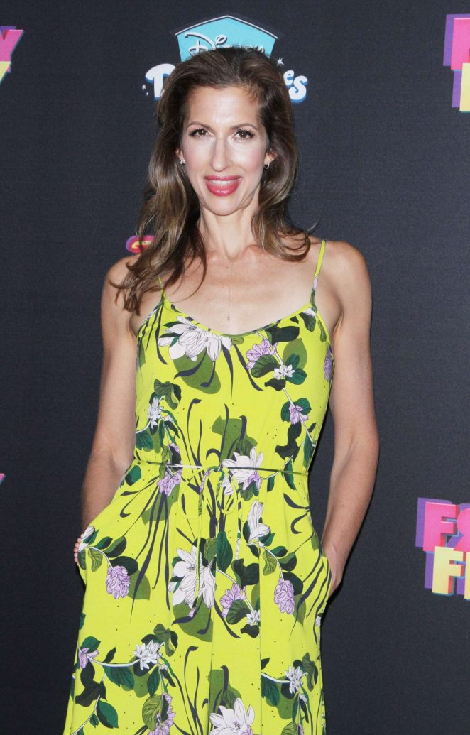 Alysia Reiner - 'Freaky Friday' Premiere in New York