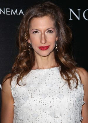Alysia Reiner - 'Novitiate' Screening in New York