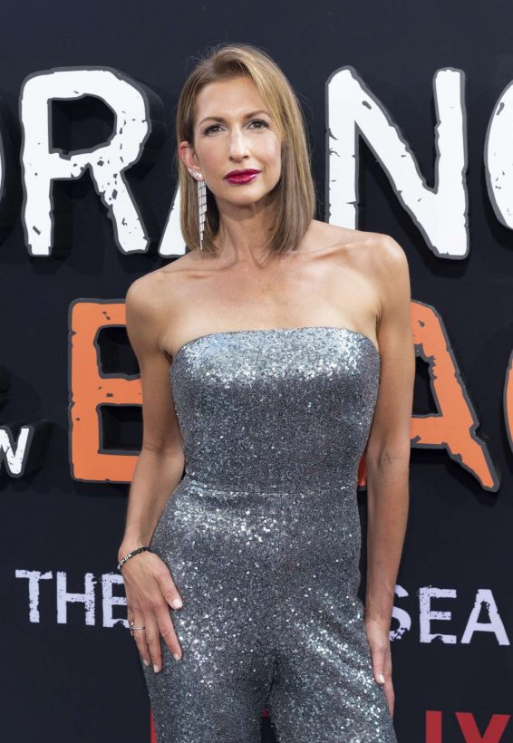 Alysia Reiner - 'Orange Is The New Black' Premiere in New York