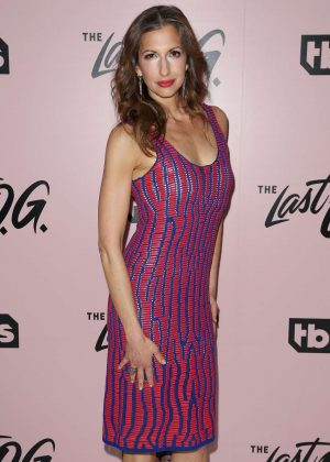 Alysia Reiner - 'The Last O.G.' TV Show Premiere in New York
