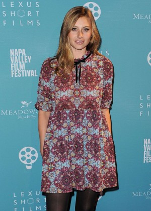 Alyson Aly Michalka - Napa Valley Film Festival 2015 in Yountville