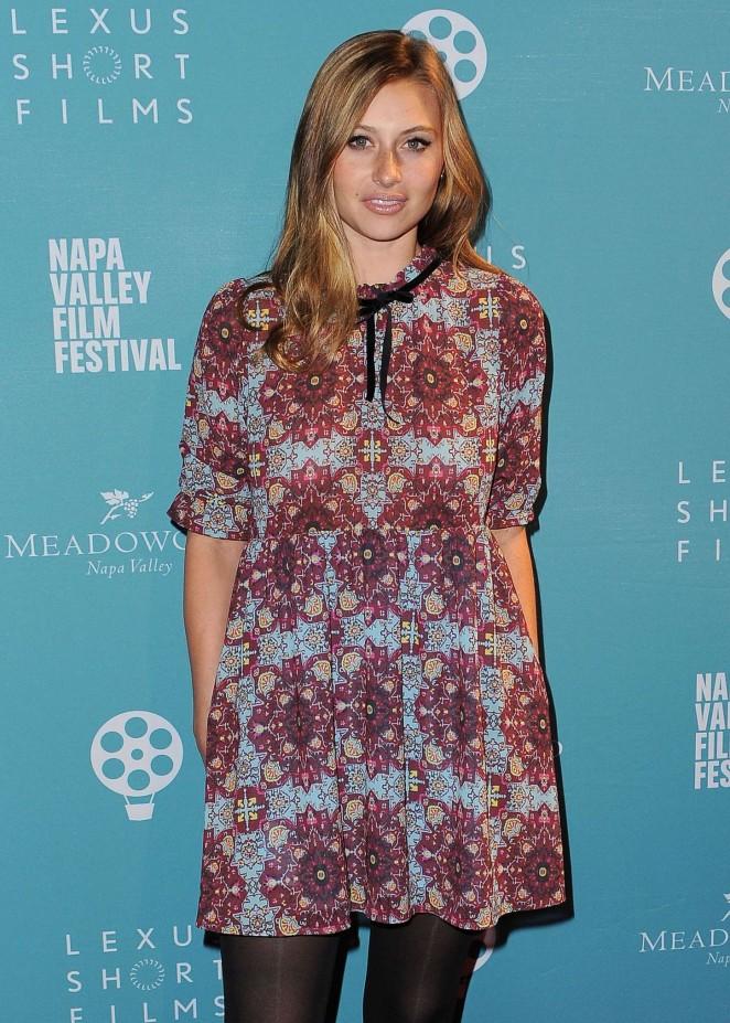 Alyson Aly Michalka - Napa Valley Film Festival 2015 in Yountville