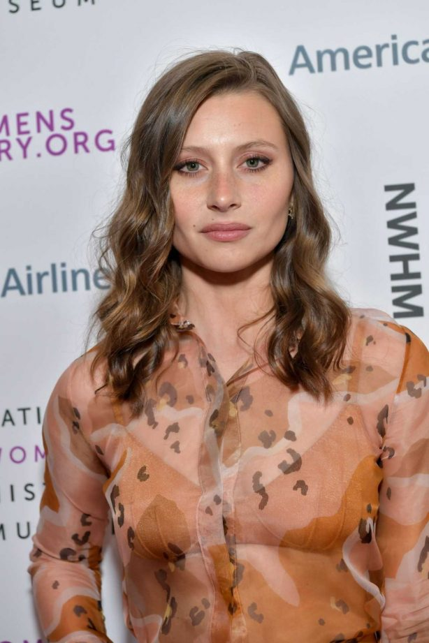 Alyson Aly Michalka - National Women's History Museum's Women Making History Awards in LA