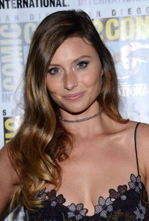 Alyson Michalka - 'iZombie' Press Line at Comic-Con 2020 in San Diego