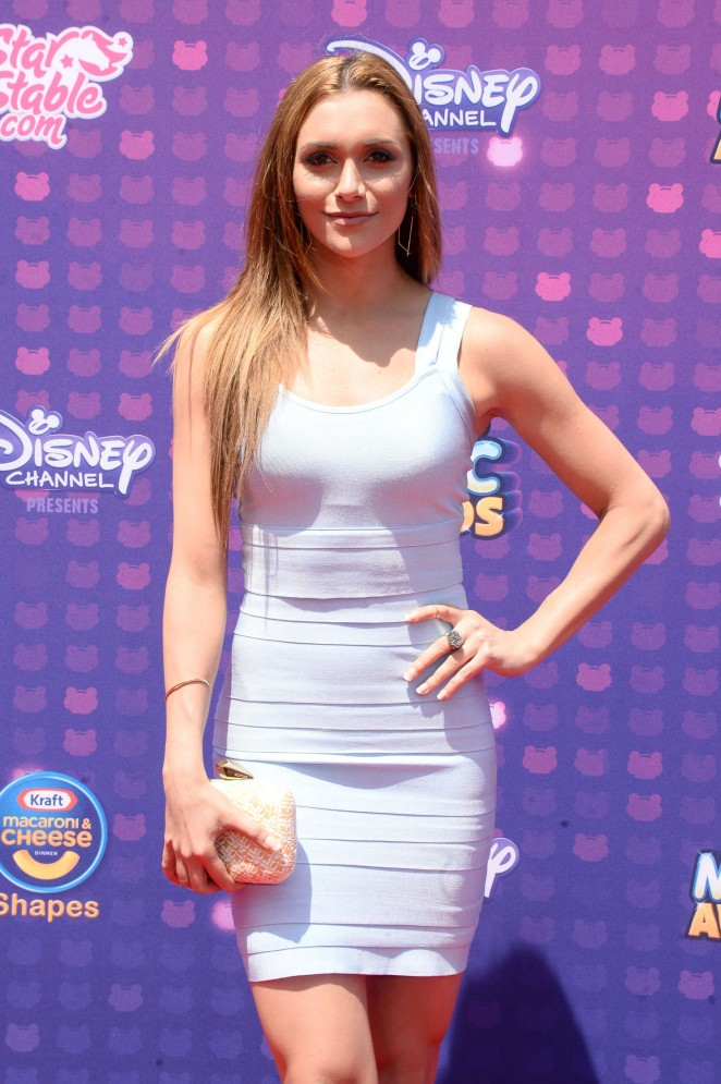 Alyson Stoner - 2016 Radio Disney Music Awards in Los Angeles