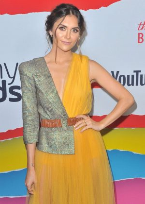 Alyson Stoner - 2018 Streamy Awards in Beverly Hills