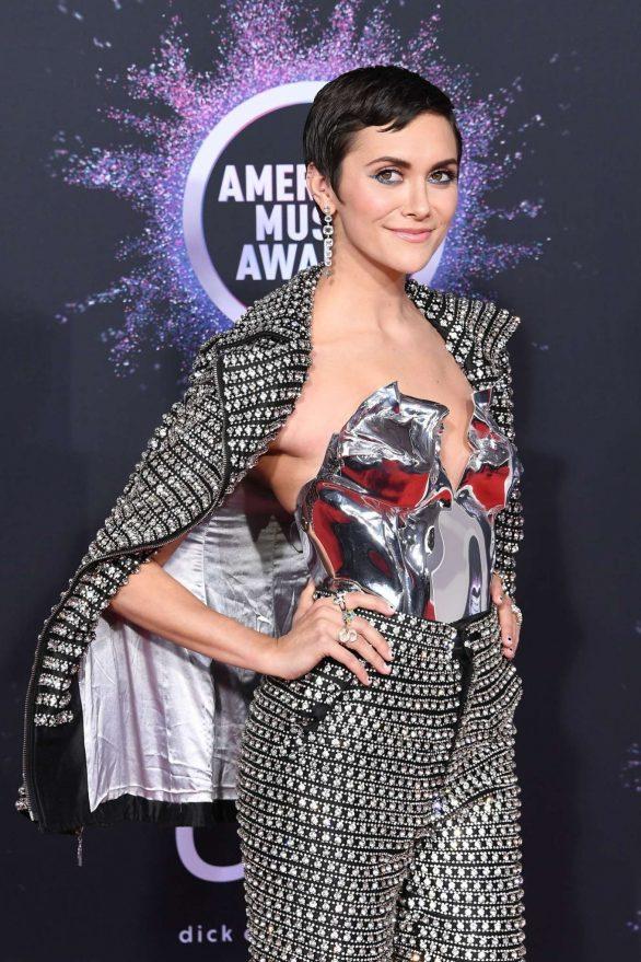 Alyson Stoner - 2019 American Music Awards in Los Angeles