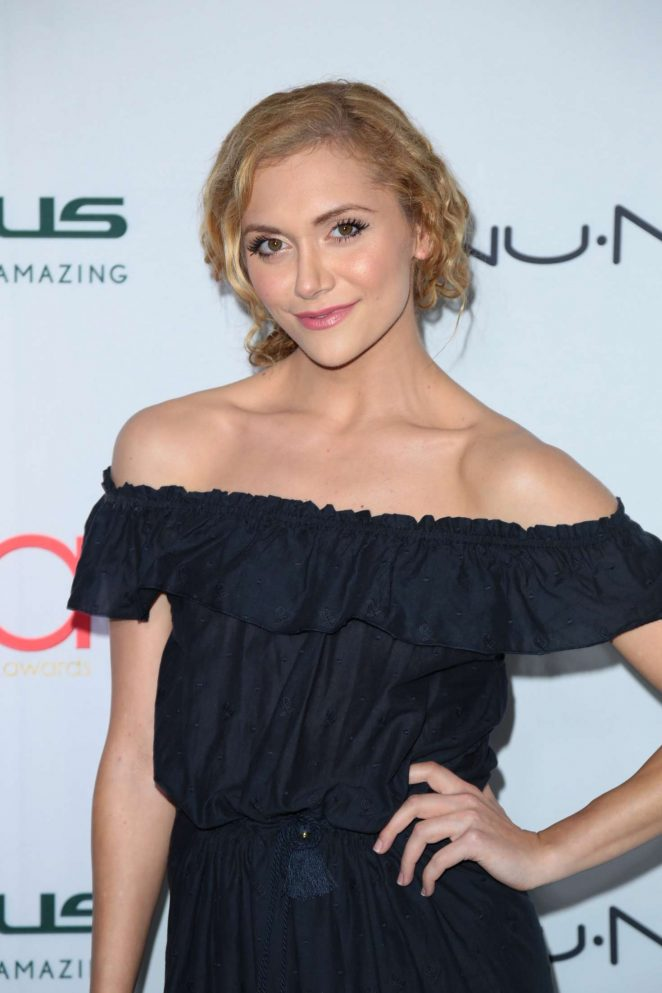 Alyson Stoner - 3rd Annual Hollywood Beauty Awards in LA