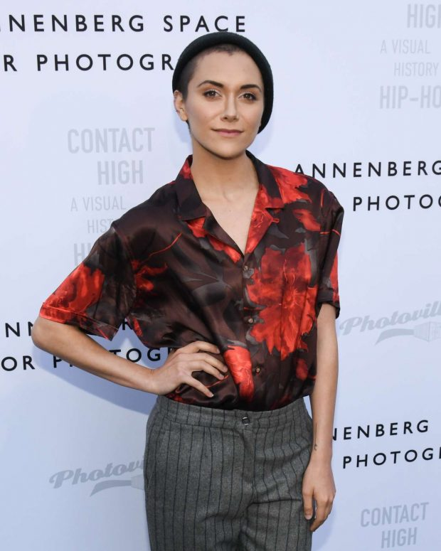 Alyson Stoner - Annenberg Space For Photography 10 Year Anniversary in LA