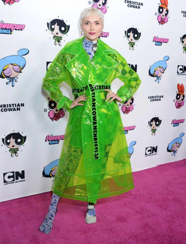 Alyson Stoner - Christian Cowan x The Powerpuff Girls Runway Show in Hollywood