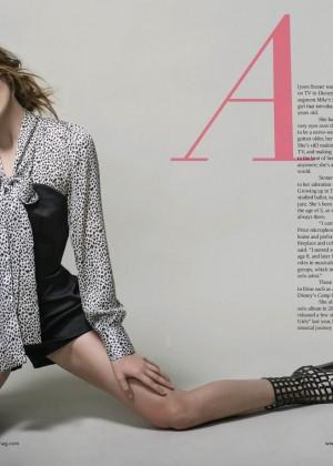 Alyson Stoner: Cliche Magazine 2016 -06