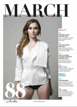 Alyson Stoner: Cliche Magazine 2016 -11